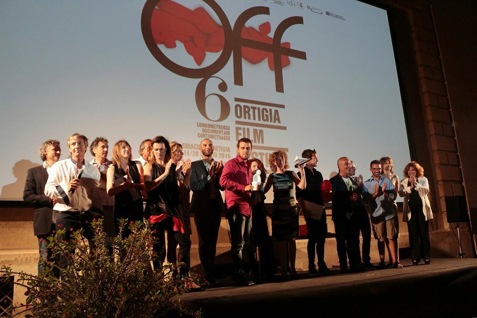 Premiazione Ortigia Film Festival